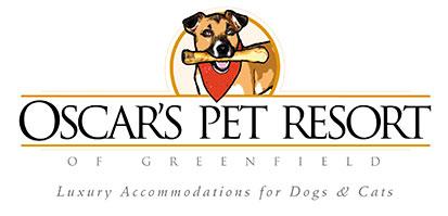 Oscar's Pet Resort Logo